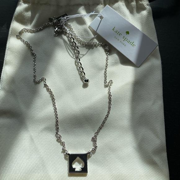 NWT Kate Spade New York Spade Necklace